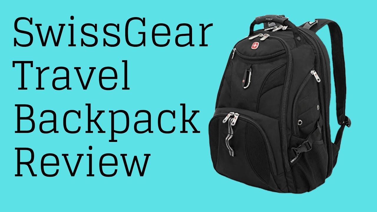 SwissGear SA1900 ScanSmart Backpack