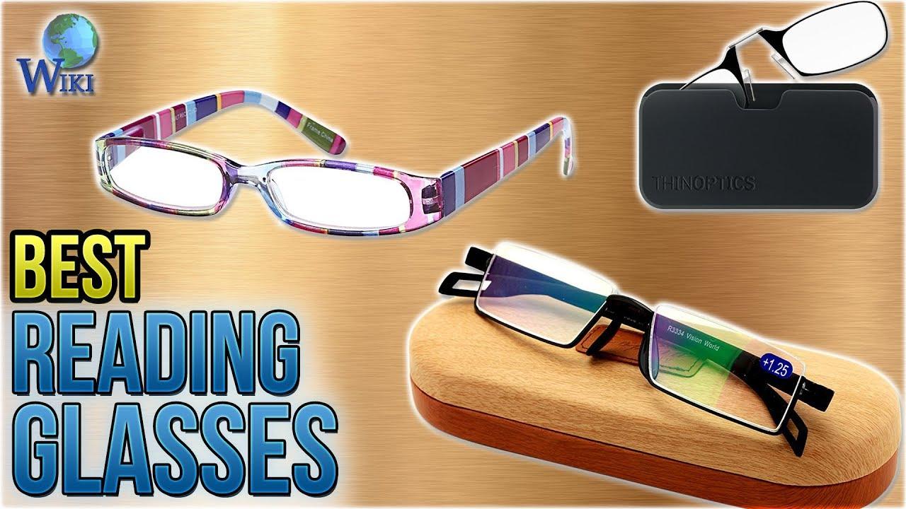 10 Best Reading Glasses 2018 - YouTube