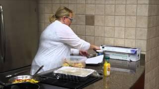 Recipe: Mango Salsa With Chicken