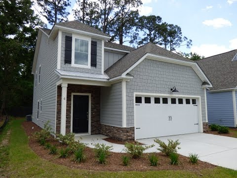 New Homes For Sale On Hilton Head Island At Beach City Place