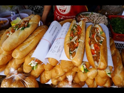 LAO FOOD, STREET FOOD IN LAOS, VIENTIANE, LAOS TRAVEL, FOOD IN VIENTIANE
