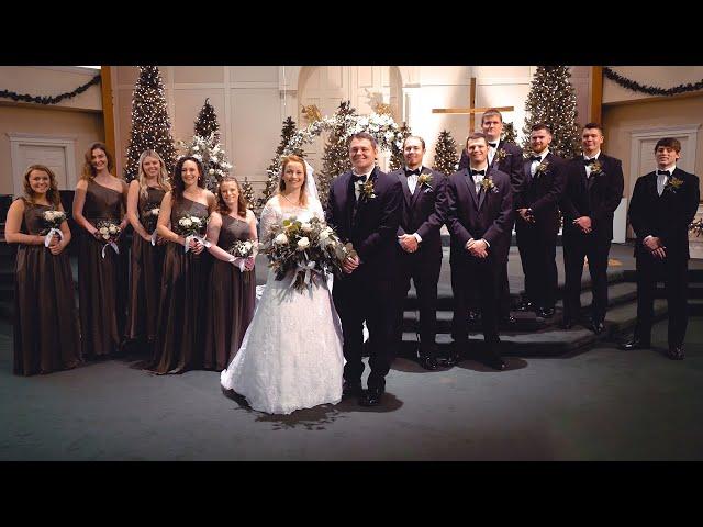 Whitnie + Ethan / Wedding / December 19, 2020 / Anadarko, OK
