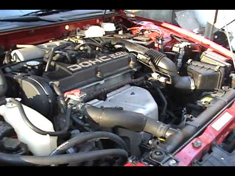 Misfiring 1999 Mitsubishi Eclipse  YouTube