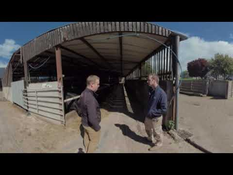 David Millar Farm - Lely Vector - Smart feeding tour 2020