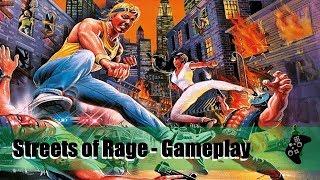 Streets of Rage (Sega Vintage Collection) - Xbox 360/Retro