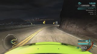 NFS Carbon - Copper Ridge Challenge in under 1:25 (Canyon Race Silver Challenge)
