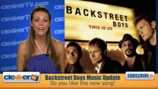 Backstreet Boys New Album, Straight Through My Heart Video