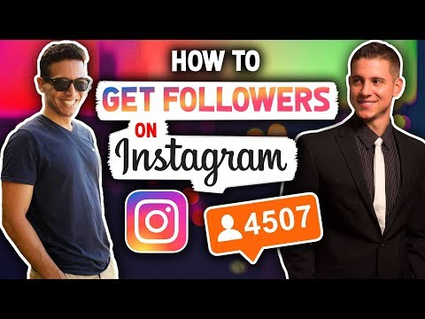 How To Get Followers On Instagram (BRAND NEW!)