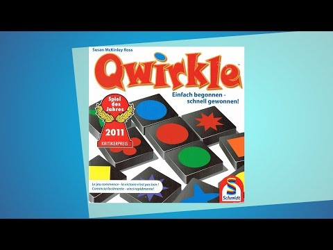 Qwirkle Deluxe
