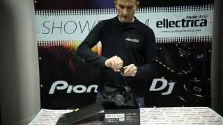 Pioneer HDJ C70 headphones review at Music Shop Ellectrica by DJ Pacho