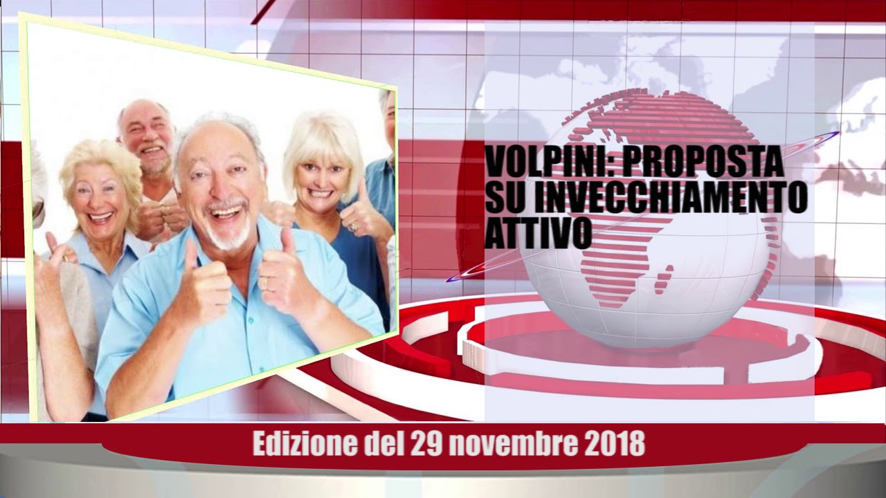 Velluto Notizie Web Tv Senigallia Ed  29 11 2018