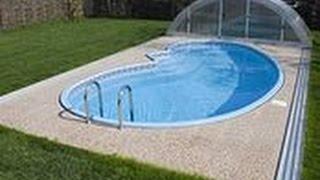 Как выглядит бассейн при землетрясении