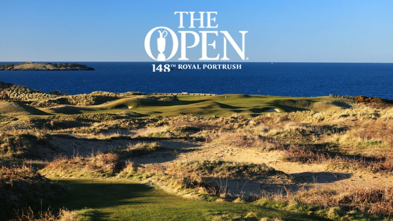Image result for the 148th open royal portrush