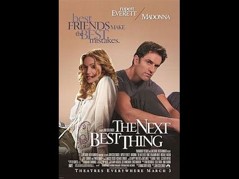 The Next Best Thing Comedy Drama Movie