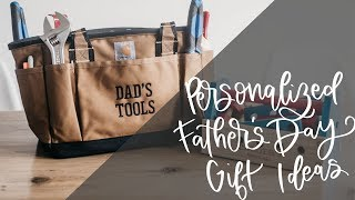 Personalized Fathers Day Gift Ideas | Daddy And Me Gifts