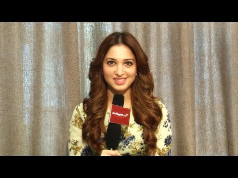 Tamanna answers why she has knocked Prabha's Bedroom at midnight   Bahubali Interview