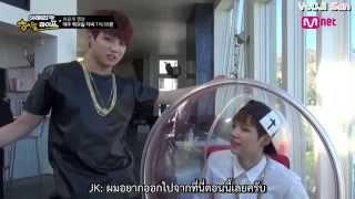 thai sub bts ahl unreleased cut ep 6 มาด ก นด กว าว า บ งท นทำอะไรก นบ างระหว างรอถ าย mv