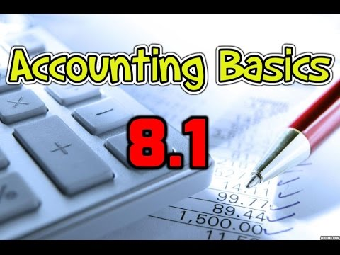 Accounting Basics 8.1: Accounting for Bonds - Discounts