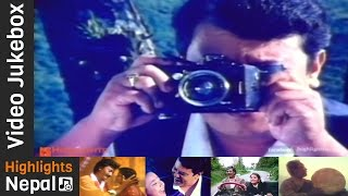 Old Nepali Superhit Movies Songs (1980 - 1999) Compilation | Full Video Jukebox