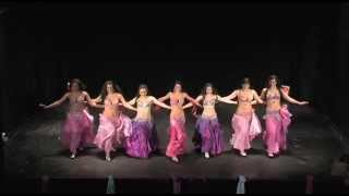 Download Belly Dance 1001 Nights - Fleur Estelle Dance Company Mp3 and Videos