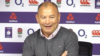 England v Wales - Eddie Jones Full Post Match Press Conference - Six Nations
