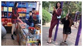 [tiktok china]百万のホットガールビュー。hotgirl   長足が出現して結末