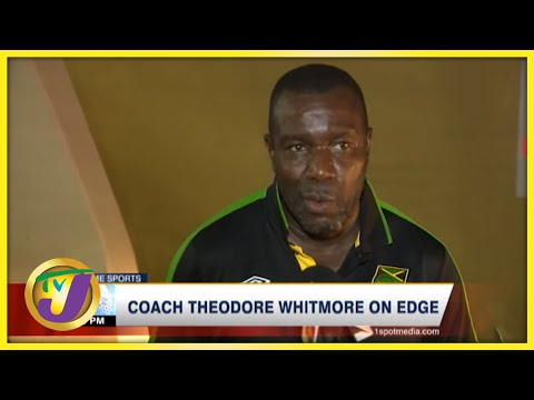 Coach Theodore Whitmore on Edge - Sept 8 2021