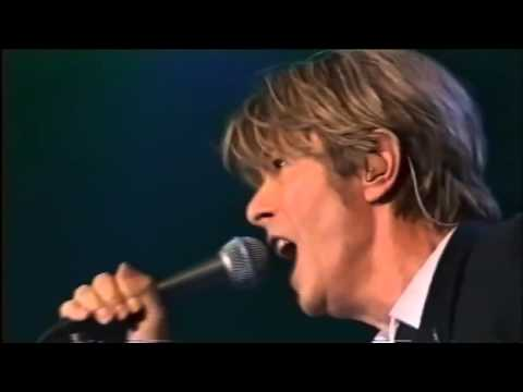 David Bowie - Ashes To Ashes - Montreux Jazz Festival 18.7.2002