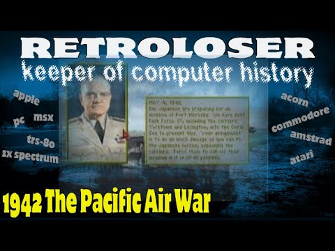 1942 The Pacific Air War // pc gameplay // 4k |