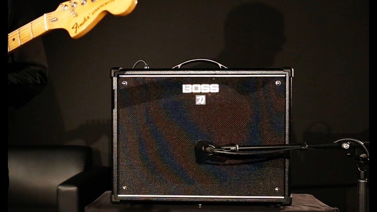 Boss Katana 100 1x12 Guitar Combo Amp Doovi