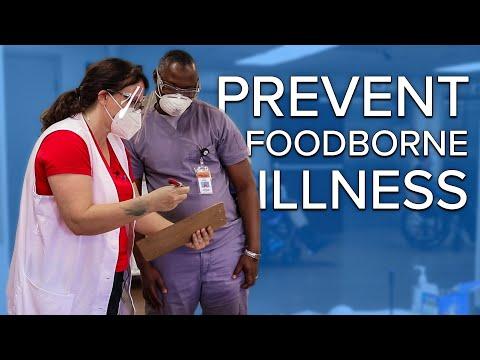 Preventing Foodborne Illnesses in Nursing Homes