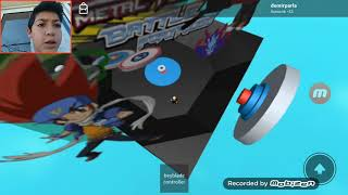 Roblox two Beyblade game is very nice 👍