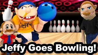 SML Movie: Jeffy Goes Bowling!