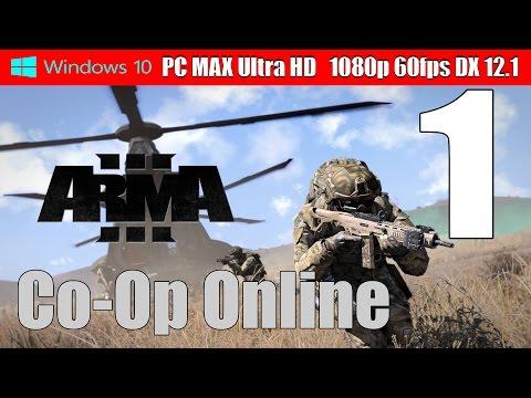 [พากษ์ไทย]ARMA 3 สงครามรบ สมรภุมเดือด Windows10 DX12.1 1080p 60fps