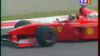 Italie 1998 : Hakkinen perd les pédales