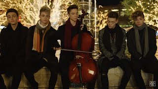 Смотреть клип Why Dont We - Kiss You This Christmas