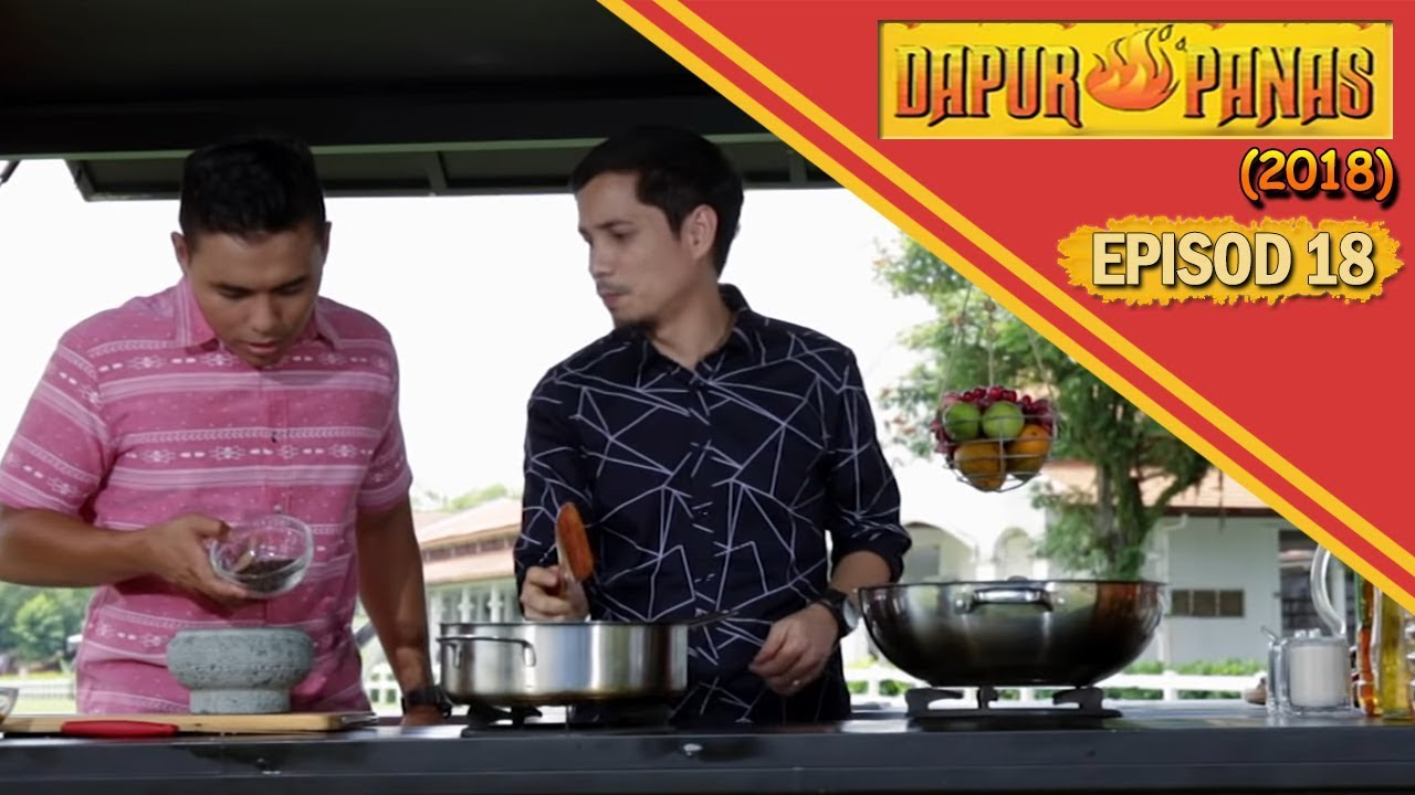 Dapur Panas 2018 Wed Nov 7