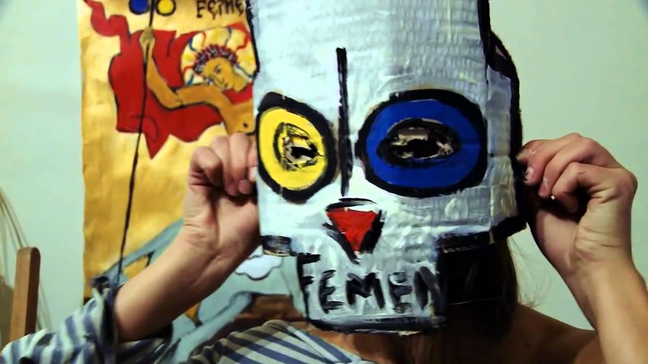 I am FEMEN (Trailer @ CPH:DOX 2014)