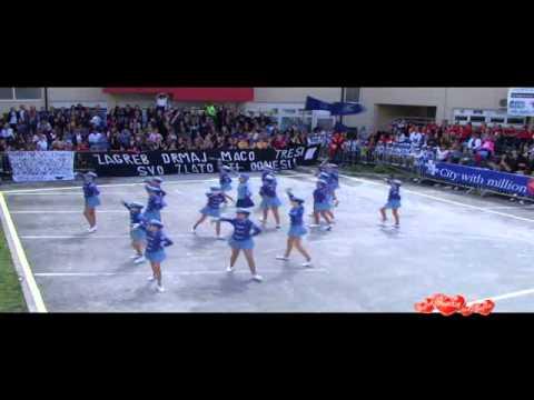 Zagreb majorettes