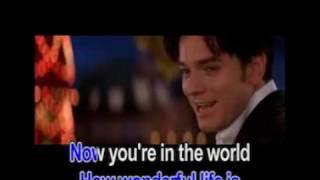 Your song - Ewan McGregor (Karaoke)