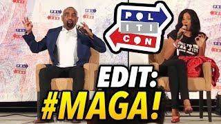 #MAGA! Politicon EDIT: Jesse Lee vs. Sonnie Johnson (Highlights) thumbnail
