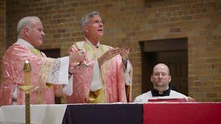 Gambar cover Catholic Online Celebrates Sunday Mass With Bishop Strickland - Laetare Sunday - 3.22.20 HD