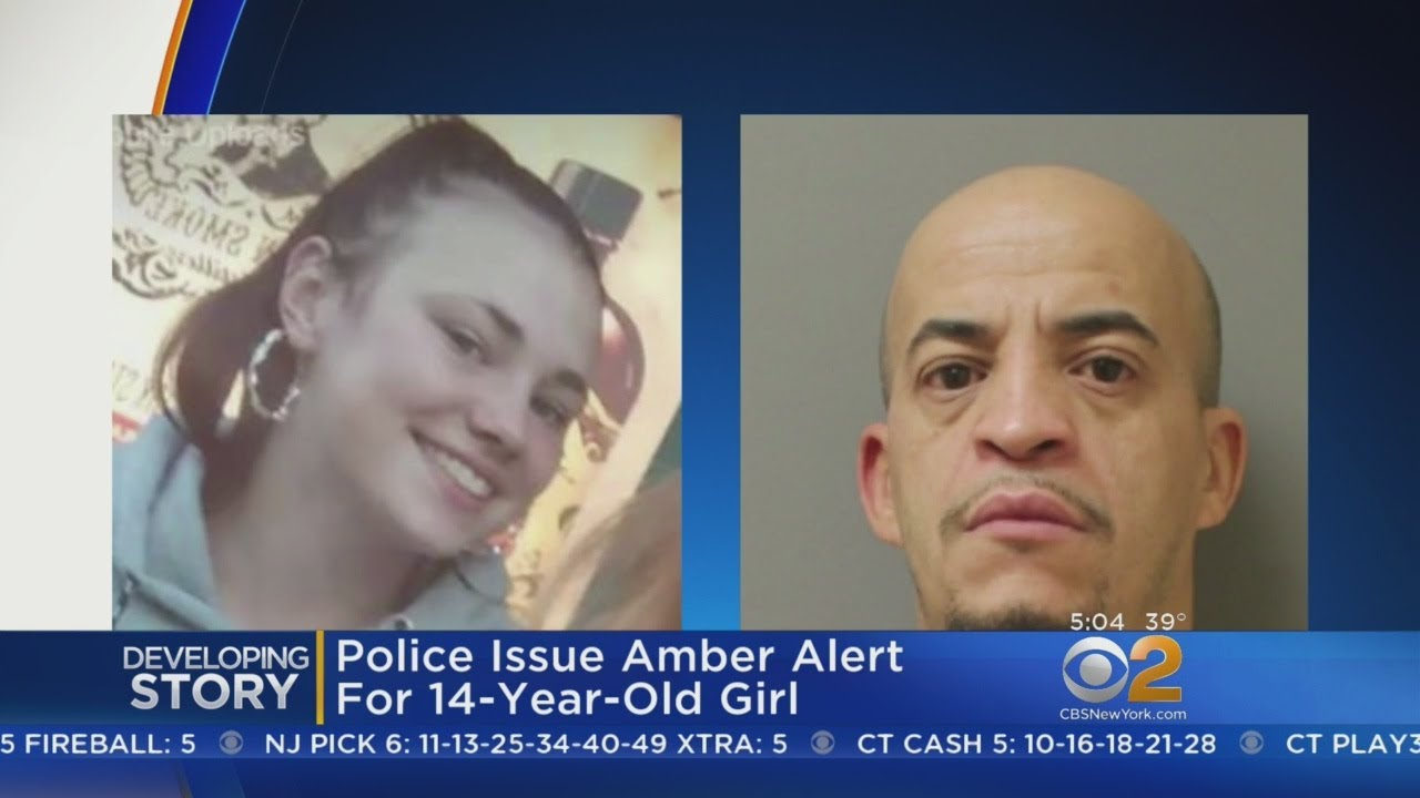 AMBER ALERT: 14-year-old girl missing, police searching for suspect