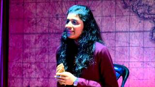 The only Disability in life is a bad attitude   Malvika Iyer   TEDxIIMKozhikode