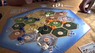 Asi Jugamos a Los Colonos de Catan