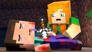 The minecraft life | Homeless child |  VERY SAD STORY 😥 | Minecraft animation