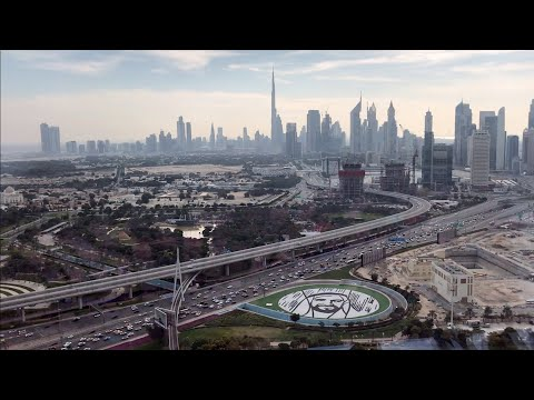 Dubai City Travel Video | Top Places To Visit in Dubai | Dubai City Tour | Dubai New Year 2019