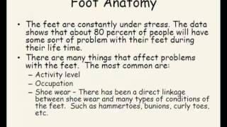 Webinar on correct coding for ankle and foot procedures for proper reimbursement