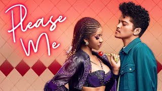 Please Me (Clean Radio Edit) (Audio) - Cardi B & Bruno Mars