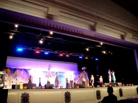 "Kaplan High School Beta ""Aladdin"" Group Talent 2nd place"